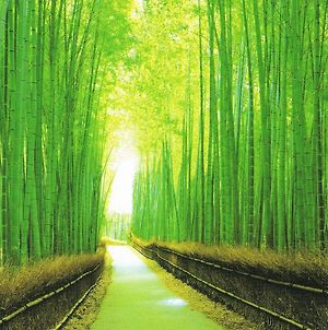 Japanese Cultural Experience Apartment In Bamboo Forest Fespa Kyoto photos Exterior