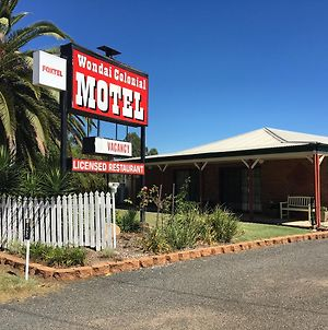 Wondai Colonial Motel photos Exterior
