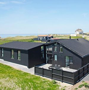 Four-Bedroom Holiday Home In Lokken 19 photos Exterior
