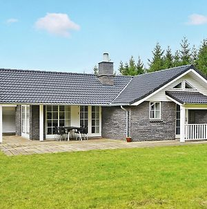 Three-Bedroom Holiday Home In Toftlund 12 photos Exterior