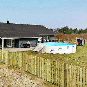 Three-Bedroom Holiday Home In Brovst 18 photos Exterior