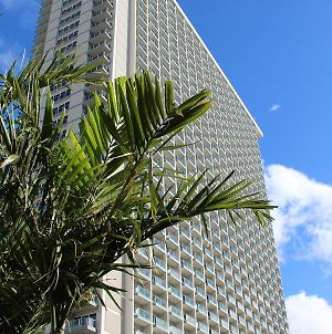 Luxury Suites International At Ala Moana photos Exterior