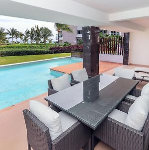 Condo Agua Dulce - Ocean View Beach Side With Plunge Pool - At Mareazul photos Exterior
