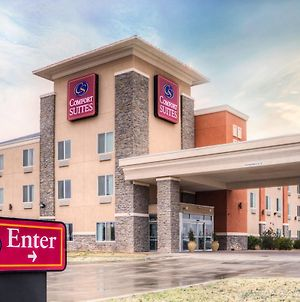 Comfort Suites Pecos photos Exterior