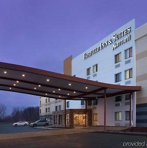 Fairfield Inn & Suites By Marriott Albany East Greenbush photos Exterior