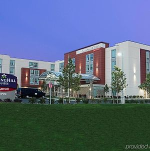 Springhill Suites By Marriott Canton photos Exterior