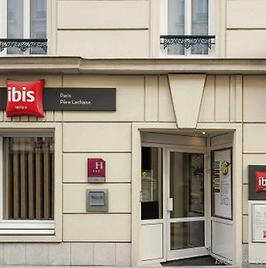 Ibis Paris Pere Lachaise photos Exterior