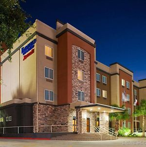 Fairfield Inn & Suites Houston Hobby Airport photos Exterior