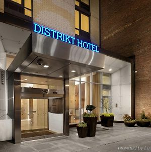Distrikt Hotel New York City, Tapestry Collection By Hilton photos Exterior