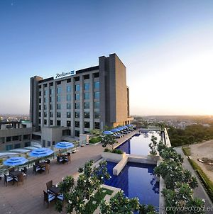 Radisson Blu Hotel New Delhi Paschim Vihar photos Exterior
