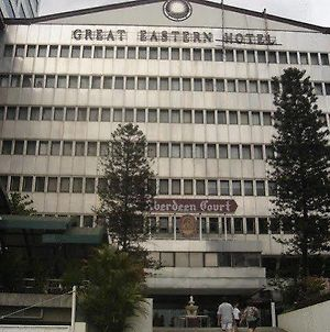 Great Eastern Hotel Quezon City photos Exterior