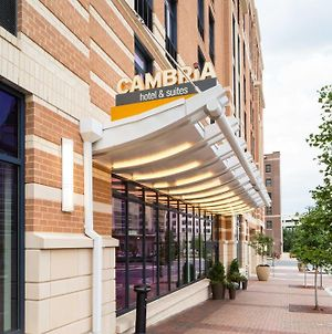 Cambria Hotel Rockville photos Exterior