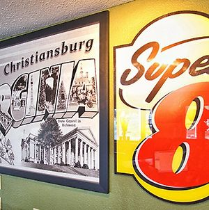 Super 8 By Wyndham Christiansburg photos Exterior