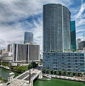 Luxury 5Star Condo At 34Th Floor Icon Brickell 1 Bed One Bath photos Exterior