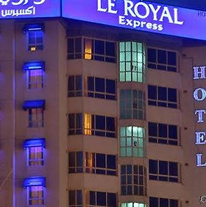 Le Royal Express Salmiya Hotel photos Exterior