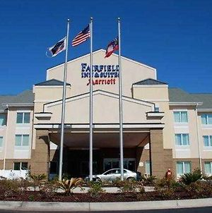 Fairfield Inn & Suites By Marriott Hinesville Fort Stewart photos Exterior