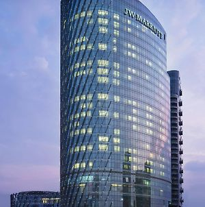 Jw Marriott Hotel Shenzhen Bao'An International Airport photos Exterior