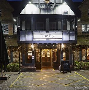 Ely Hotel By Greene King Inns photos Exterior