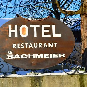 Hotel Bachmeier photos Exterior