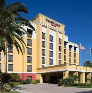 Springhill Suites By Marriott Tampa Westshore photos Exterior