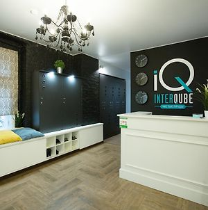 Capsule Hotel Interqube Chistye Prudy photos Exterior