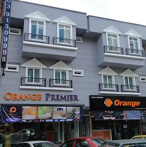 Orange Premier Hotel Taman Segar photos Exterior
