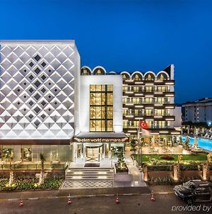 Elite World Marmaris Hotel - Adult Only +14 photos Exterior