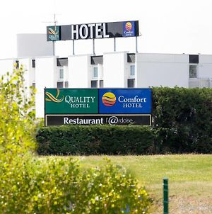 Quality Hotel Bordeaux Pessac photos Exterior