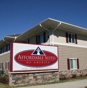 Affordable Suites - Fayetteville/Fort Bragg photos Exterior