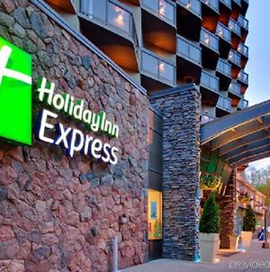 Holiday Inn Express Edmonton Downtown, An Ihg Hotel photos Exterior