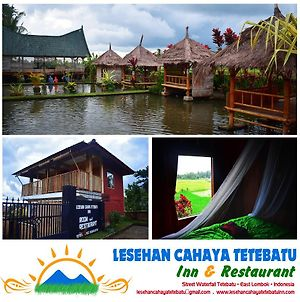 Cahaya Tetebatu Inn photos Exterior