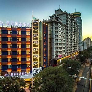 Lanmei Boutique Hotel Dingxi Road Lanzhou University First Hospital Branch Lanzhou photos Exterior