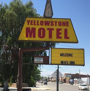 Yellowstone Motel photos Exterior