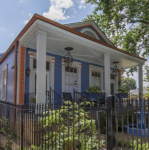 The Big Blue House In The Marigny photos Exterior