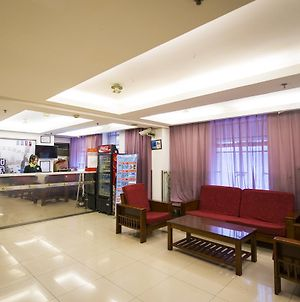 Motel 168 Ma'Anshan Jiefang Road Commercial Street Branch photos Exterior