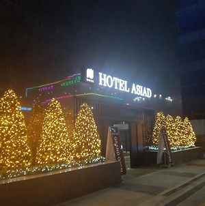 Hotel Asiad photos Exterior
