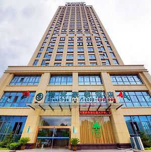 Greentree Inn Anhui Ningguo Ningguo Avenue Business Hotel photos Exterior