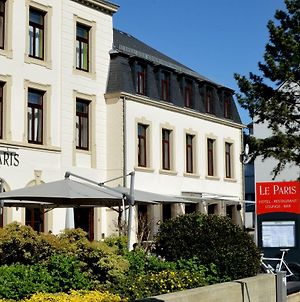 Hotel Restaurant Le Paris photos Exterior