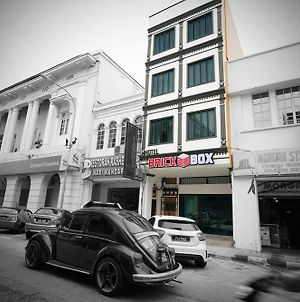 Brick Box Hotel @ Oldtown Ipoh photos Exterior