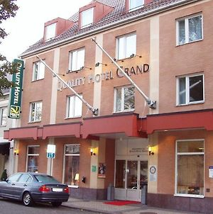 Quality Hotel Grand Kristianstad photos Exterior