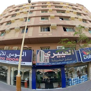 Al Eairy Apartments Dammam 1 photos Exterior