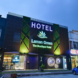Laman Green The Boutique Hotel photos Exterior