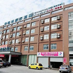 Greentree Inn Ningbo Jiangbei Zhuangqiao Train Stn Exp Htl photos Exterior