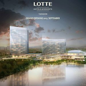 Lotte Hotel Yangon photos Exterior