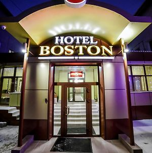 Hotel Boston On Baltakhinova 17 photos Exterior