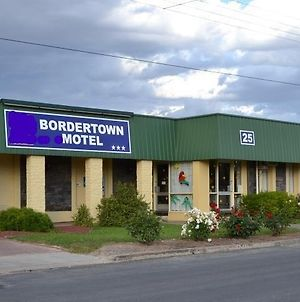 Bordertown Motel photos Exterior