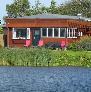 8 Pers. Holiday Home In Front Of The Lauweermeer Lake And National Park photos Exterior