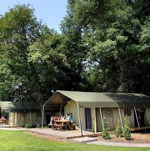 Atmospheric Tent Lodge With Dishwasher, In Twente photos Exterior