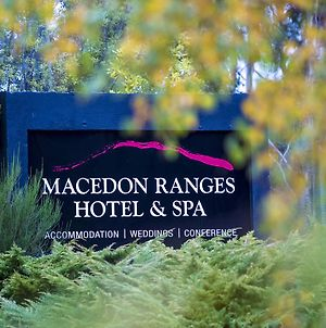 Macedon Ranges Hotel & Spa photos Exterior