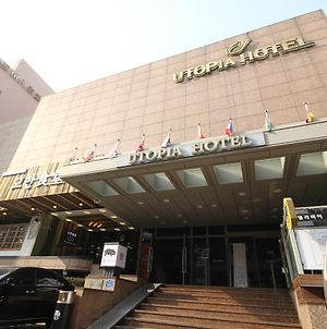 Gwangalli Utopia Tourist Hotel photos Exterior